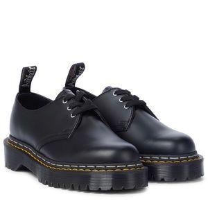 Rick Owens x Dr. Martens Leather Derby Shoes